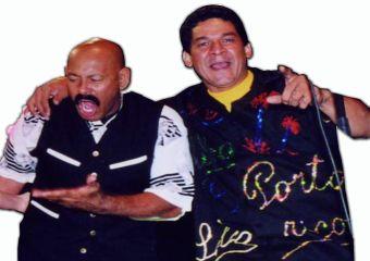 Con Oscar D Leon 2